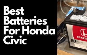Best Batteries for Honda Civic (Detailed Review)